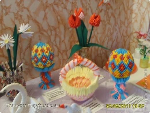 Выставка детских работ в Детском центре. Работы выполнены по книге Татьяна Просняковой и по страницам сайта Страны мастеров. фото 8