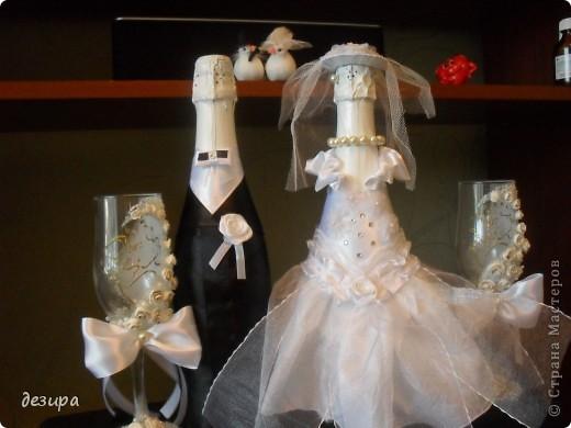 у мох друзей скоро свадьба,вот и я  насмотревшись на шедевры мастеров из СМ,решилась... Огромное спасибо за помощь Natalke!!! фото 1