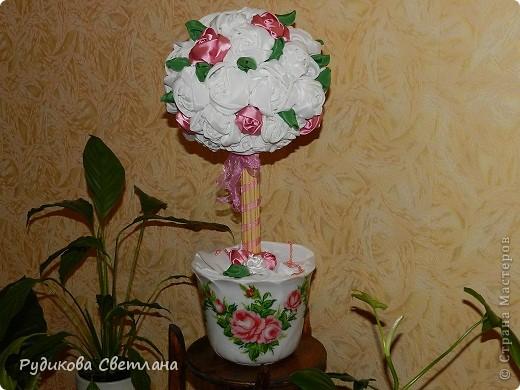 Дерево заказали для подарка на годовщину свадьбы. фото 6