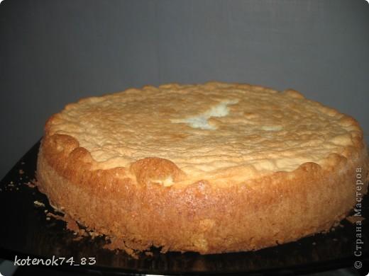 Предлагаю попробовать приготовление очень нежного бисквита. фото 2