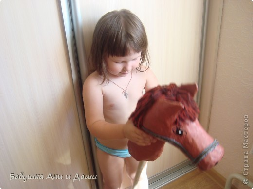 Лошадка по МК-Илоны Zzz фото 6