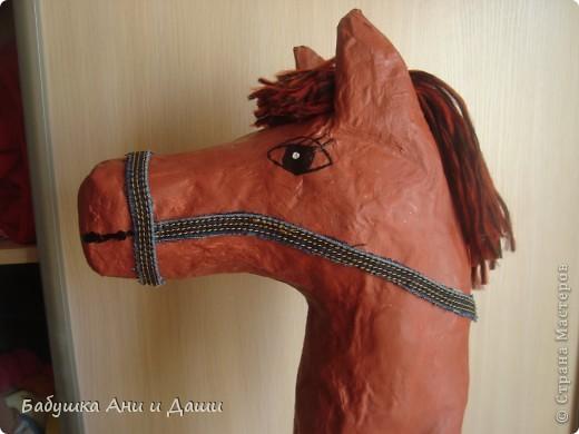 Лошадка по МК-Илоны Zzz фото 1