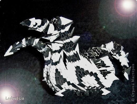 Дракон с тремя головами фото 1