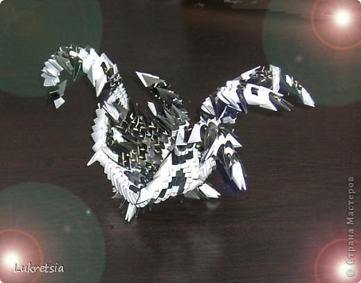Дракон с тремя головами фото 2