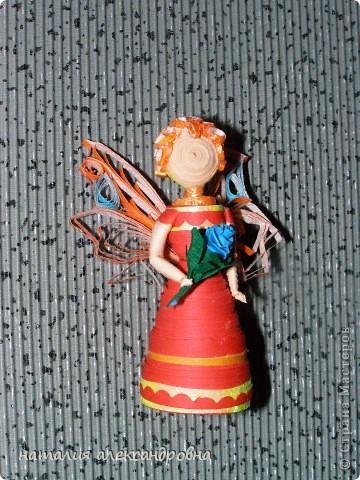 пальчиковая куколка фото 1