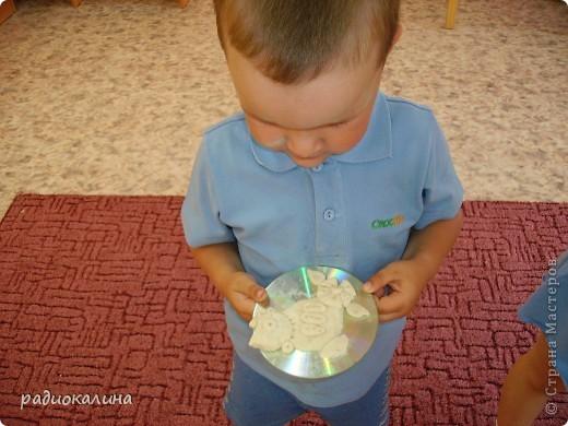"""Вот какие птички прилетели к нам в """"Антошку"""": тесто соленое любят не только взрослые, но и ребятки. фото 2"""