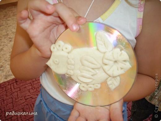 """Вот какие птички прилетели к нам в """"Антошку"""": тесто соленое любят не только взрослые, но и ребятки. фото 3"""