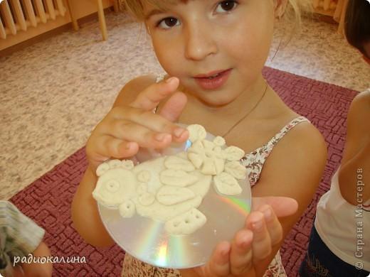 """Вот какие птички прилетели к нам в """"Антошку"""": тесто соленое любят не только взрослые, но и ребятки. фото 4"""