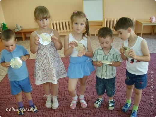 """Вот какие птички прилетели к нам в """"Антошку"""": тесто соленое любят не только взрослые, но и ребятки. фото 1"""