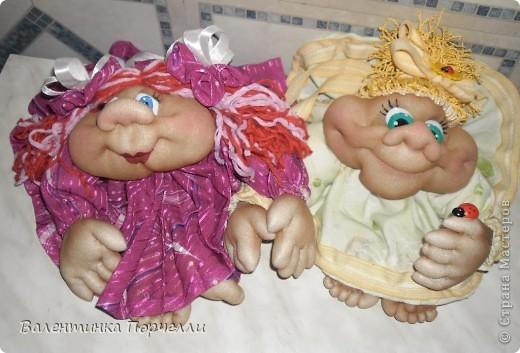 Приветик!мы подружки!Малинка и Варька. фото 1