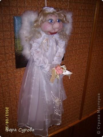 Ангелочек для Женечки фото 1