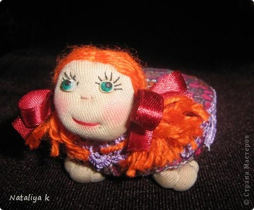 Такая рыжая модница пошилась для совершенно незнакомой мне девушки из Израиля. фото 2