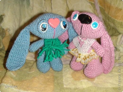 Заразила меня Жанна С.не могу остановиться) за что ей большое спасибо и за идею этой игрушки. Знакомтесь это Лика. фото 3
