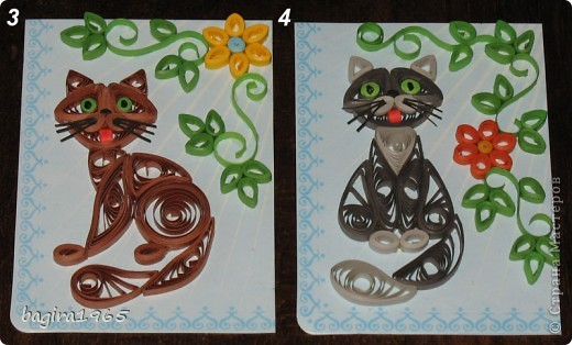 Вот такие получились у меня кошки... Кредиторы: Alina@, Mila4ka и taivis. Приглашенные: Россиянка, ШМыГа и Vitulichka. фото 3