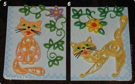 Вот такие получились у меня кошки... Кредиторы: Alina@, Mila4ka и taivis. Приглашенные: Россиянка, ШМыГа и Vitulichka. фото 4