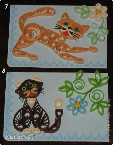 Вот такие получились у меня кошки... Кредиторы: Alina@, Mila4ka и taivis. Приглашенные: Россиянка, ШМыГа и Vitulichka. фото 5