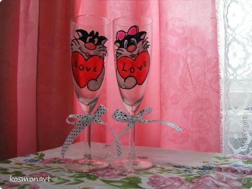 "Love is.... Краски витражные ""Decola"" фото 2"
