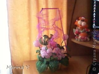 кораблик цветов маме на день матери