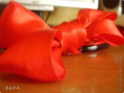 Вот такой бантик я смастерила на свадьбу своего братика))) фото 2