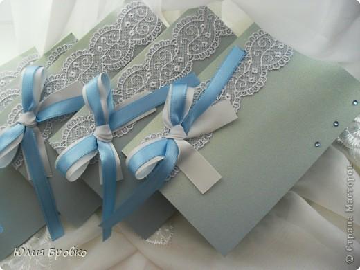 Нежные приглашения на свадьбу фото 1