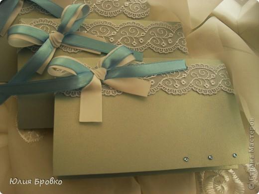 Нежные приглашения на свадьбу фото 2