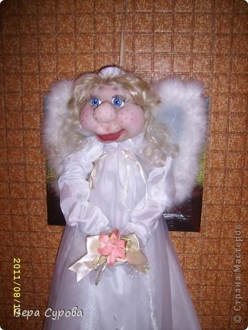Ангелочек для Женечки фото 2