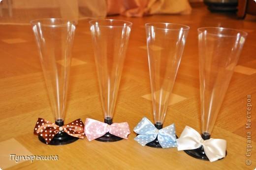 Построение гостевых бокалов на прогулку, так надоели одноразовые пластиковые стаканчики... фото 2