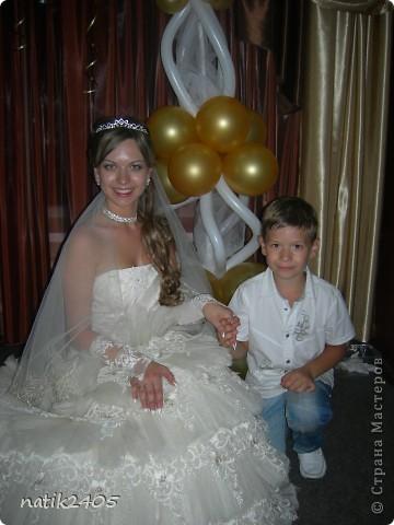 Сережа с любимой тетей и крестной!!! фото 1