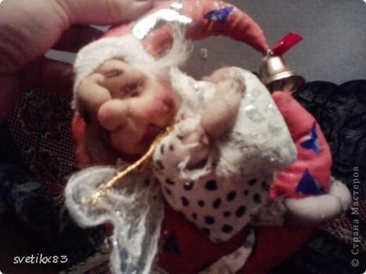 Это мой первый опыт в шитье кукол из капроновых колготок.Швейной машинки у меня нет-все сшито руками. фото 1