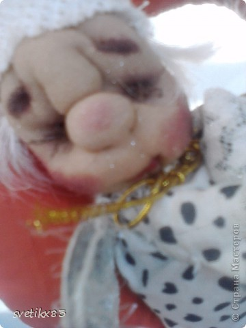 Это мой первый опыт в шитье кукол из капроновых колготок.Швейной машинки у меня нет-все сшито руками. фото 5