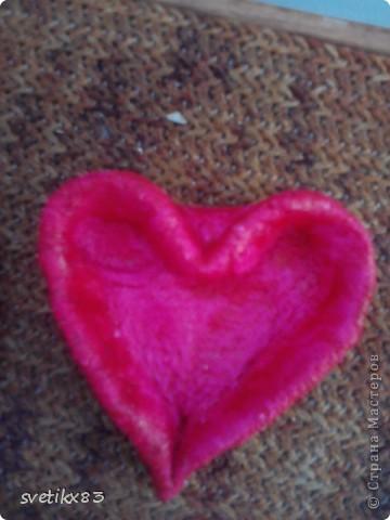 Вот такое сердечко  фото 3