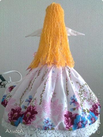 Цветочный ангел Флора фото 4