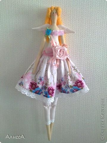 Цветочный ангел Флора фото 2