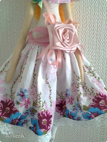 Цветочный ангел Флора фото 5