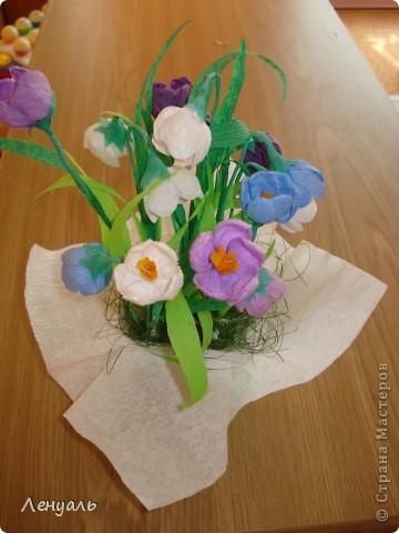 Весенние цветы. фото 1