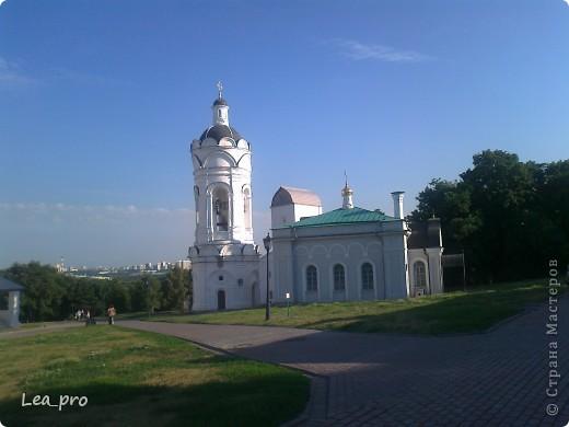 Небольшая прогулка. Парк Коломенское Москва фото 31