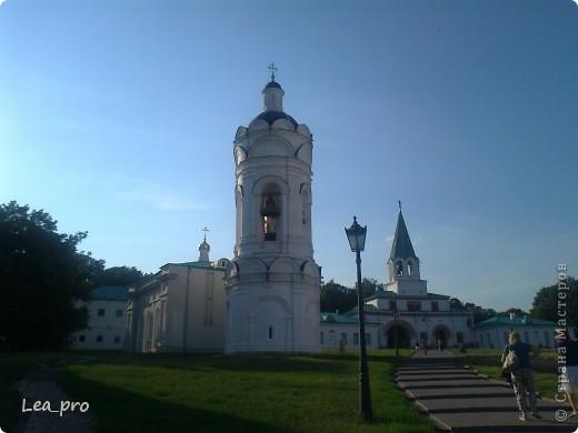 Небольшая прогулка. Парк Коломенское Москва фото 33