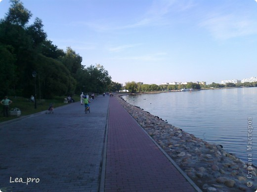 Небольшая прогулка. Парк Коломенское Москва фото 40