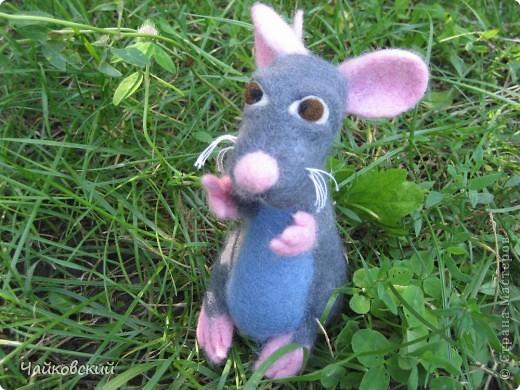 Мышонок Рэми  фото 1