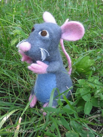 Мышонок Рэми  фото 2