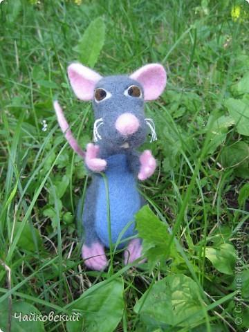 Мышонок Рэми  фото 3