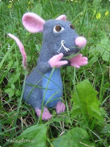 Мышонок Рэми  фото 4