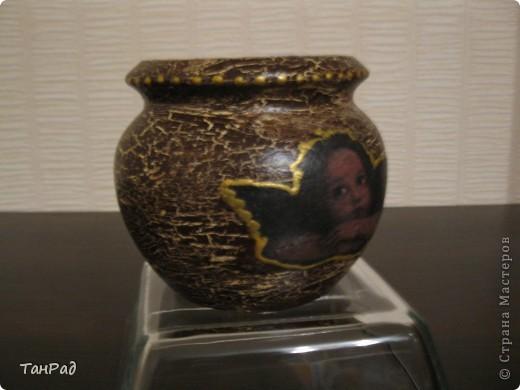 Преображение глиняного горшочка для меда фото 3