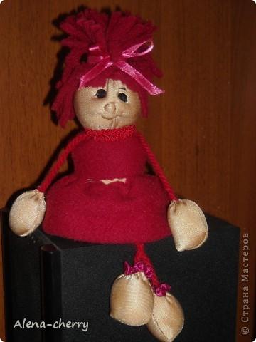 Кукла Матильда.По МК Ликмы. фото 1