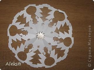 http://vs-origami.narod.ru/diag/snowflakes.htm Здесь и схемы и другие варианты!:) Спасибо афторам за идеи и вдохновение! фото 7