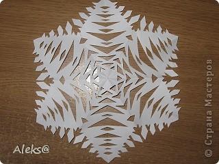 http://vs-origami.narod.ru/diag/snowflakes.htm Здесь и схемы и другие варианты!:) Спасибо афторам за идеи и вдохновение! фото 1