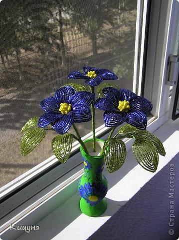 Цветочки для няни в детский сад...просто так! фото 1