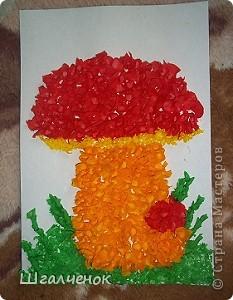 Этот цветочек сделала я  мама Лины и Даши. фото 3