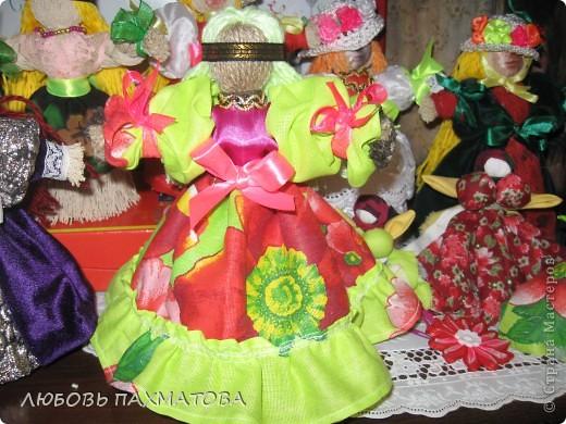 Славянская кукла фото 1