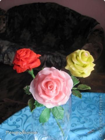 Вот еще одна роза в мой букет. фото 4